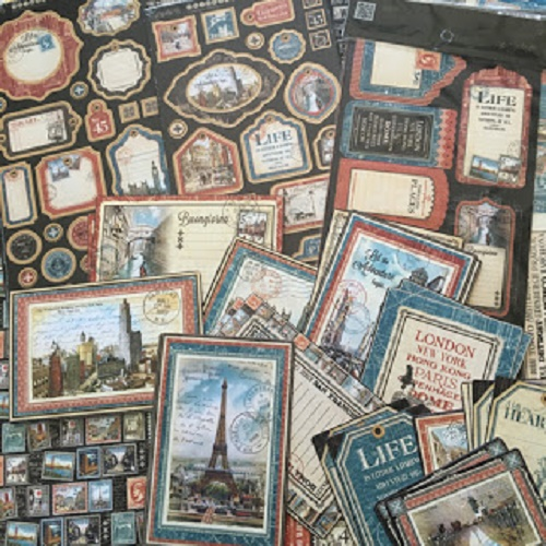 Stickers/Cartões/Tags
