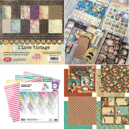 - BLOCOS,GUARDANAPOS,PAPEL SCRAP,DECOUPAGE e PAPEL ARROZ